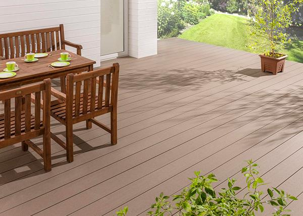 Outdoor Decking Home Stylo